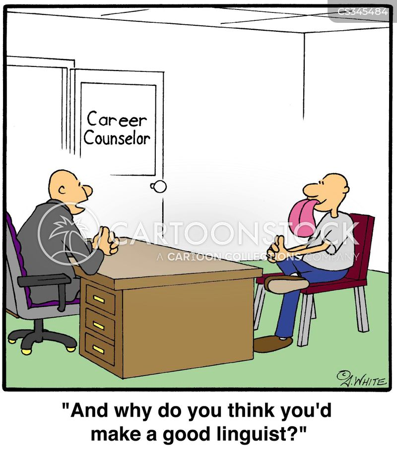 careers advisors cartoon