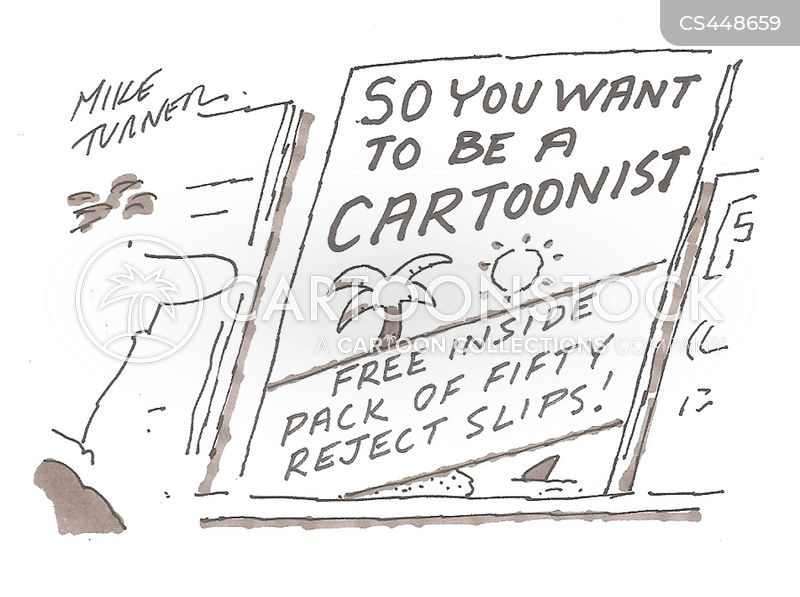 refused cartoon