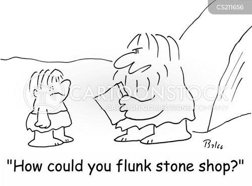 wood shop cartoon