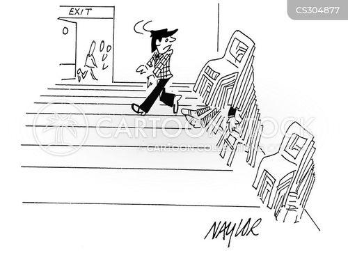 hall monitors cartoon