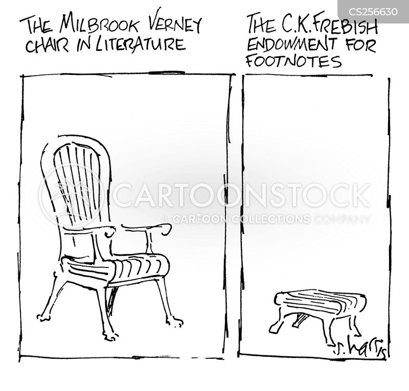 footnotes cartoon