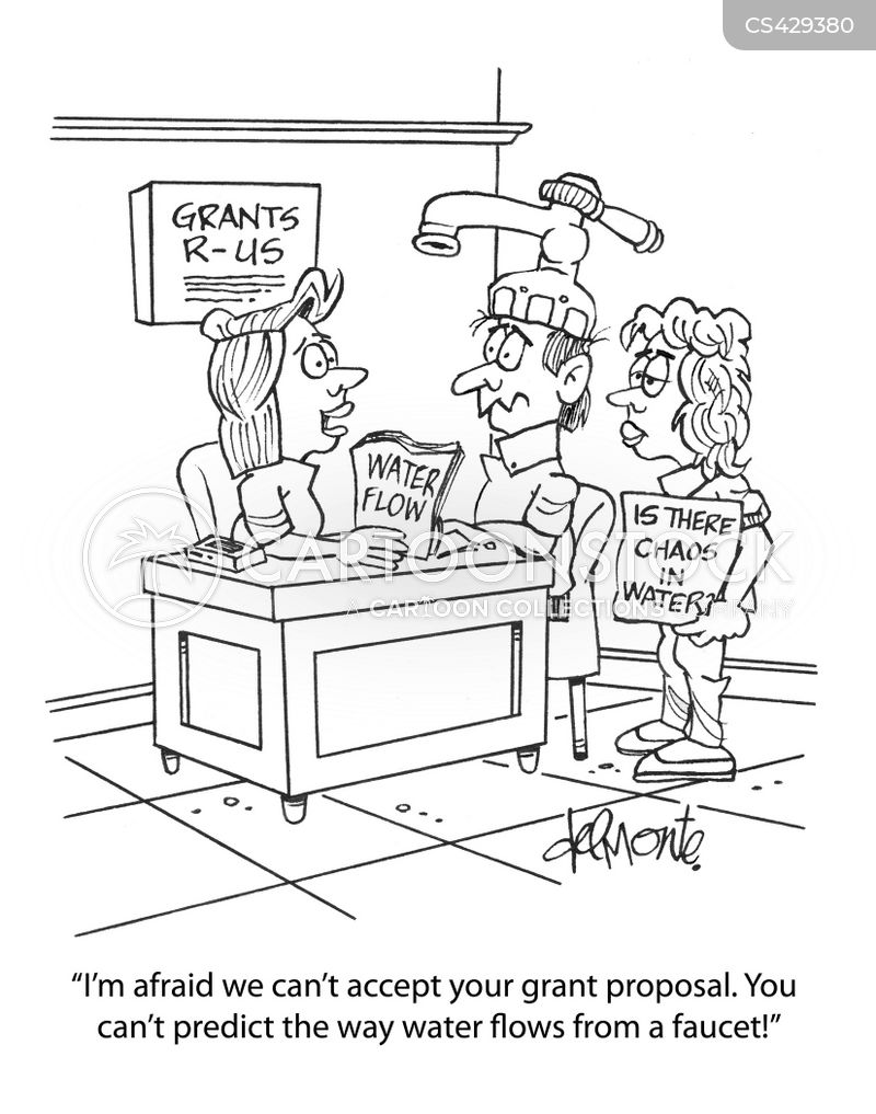 Grant Proposal Cartoons And Comics  Funny Pictures From Cartoonstock