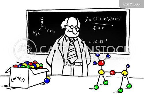 substances cartoon