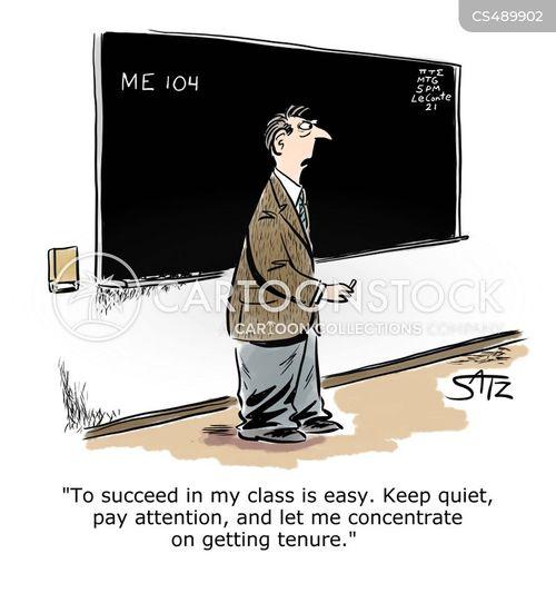 professorships cartoon