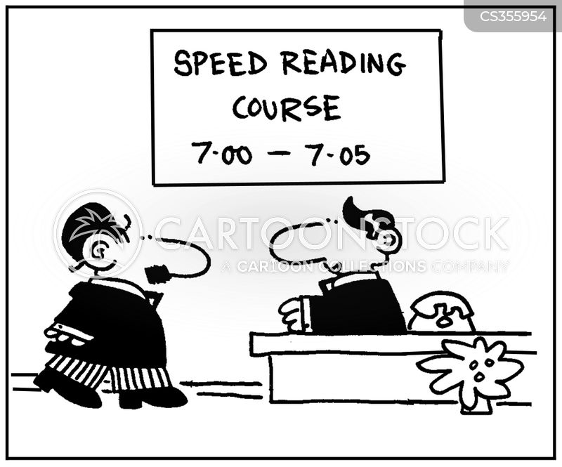 adult learning cartoon