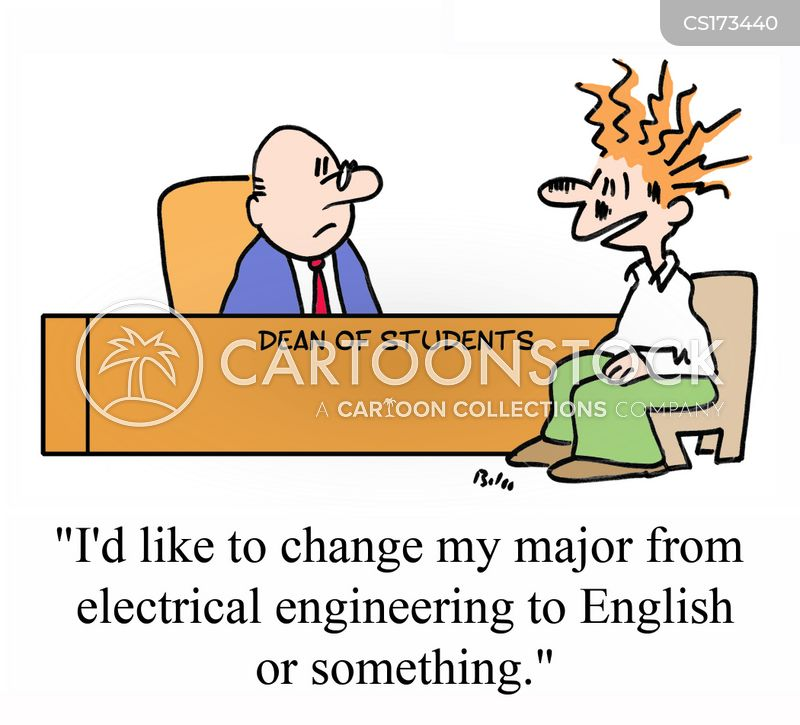 electrical engineering cartoon