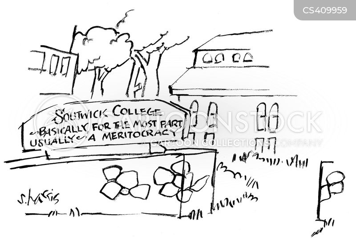 political philosophy cartoon