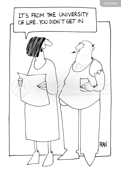 get a life cartoon