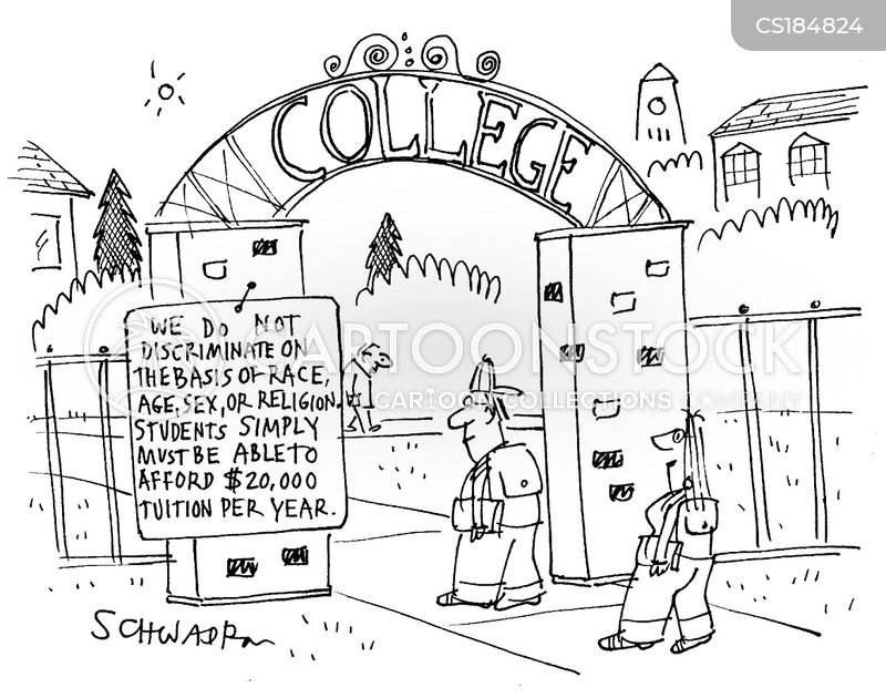 exclusivity cartoon