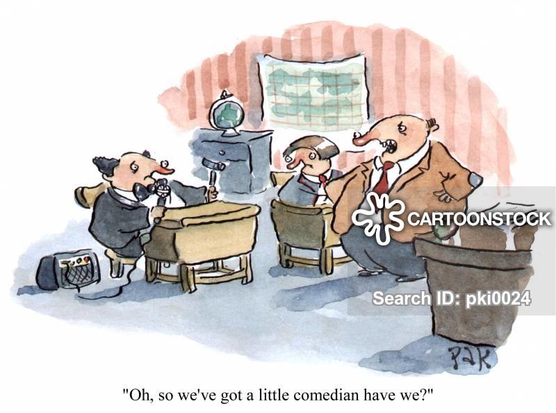 insolence cartoon