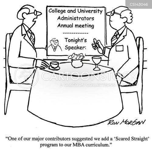 contributor cartoon