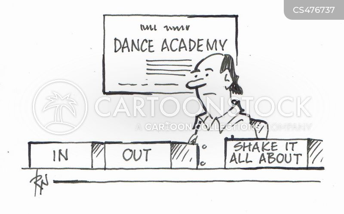 dance academy cartoon