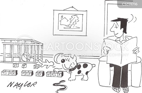 alphabet block cartoon