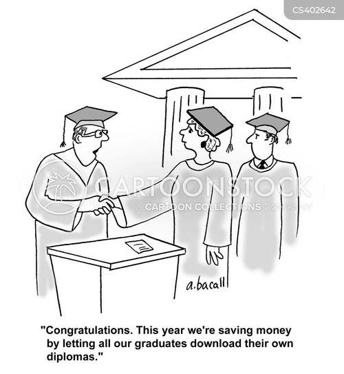 money saving cartoon