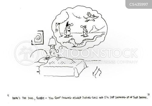 day-dreams cartoon