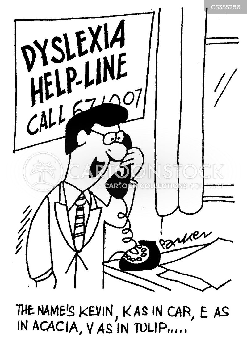 help-lines cartoon