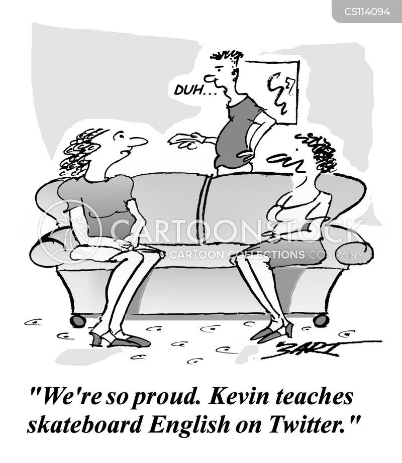 tefl cartoon