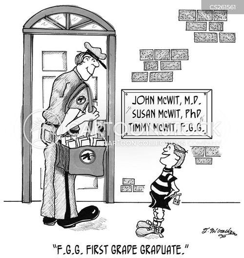 first grades cartoon