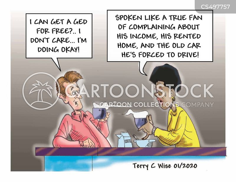 free education cartoon