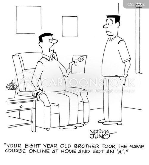 oldest child cartoon