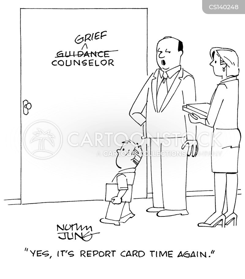 guidance counselor cartoon
