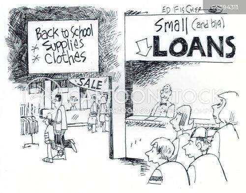 school equipment cartoon