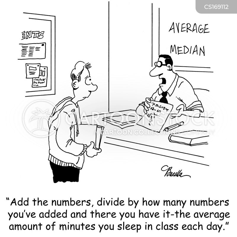 maths lessons cartoon