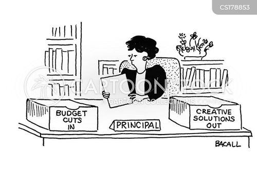 financing cartoon