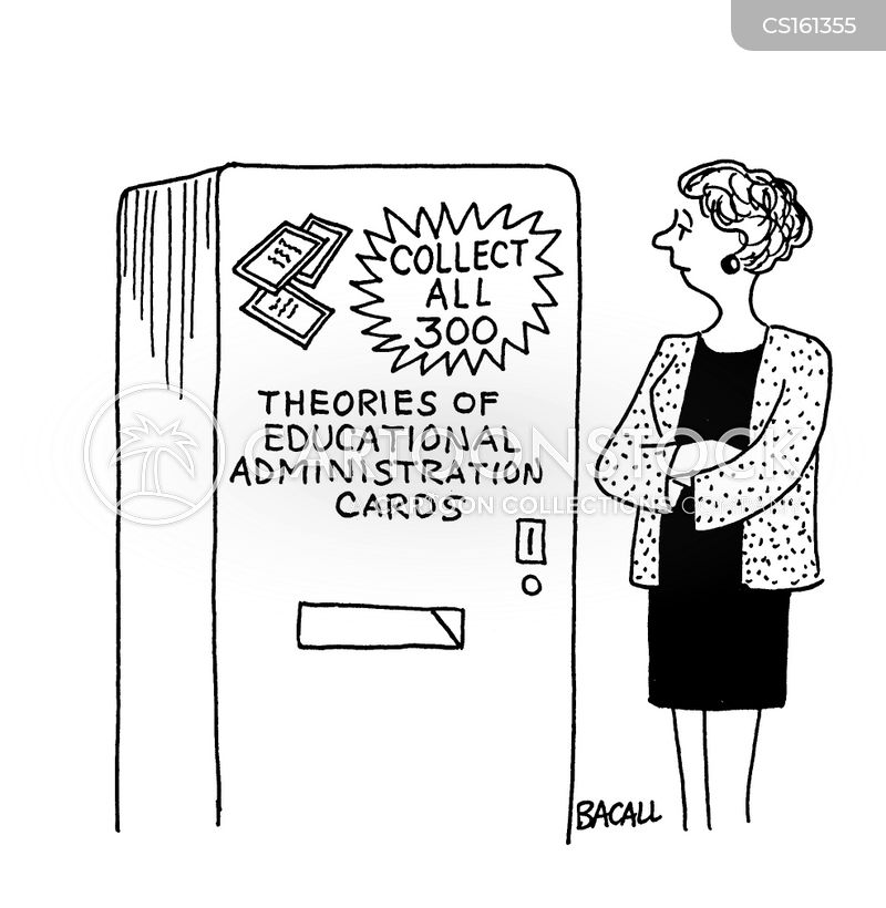 educational administration cartoon