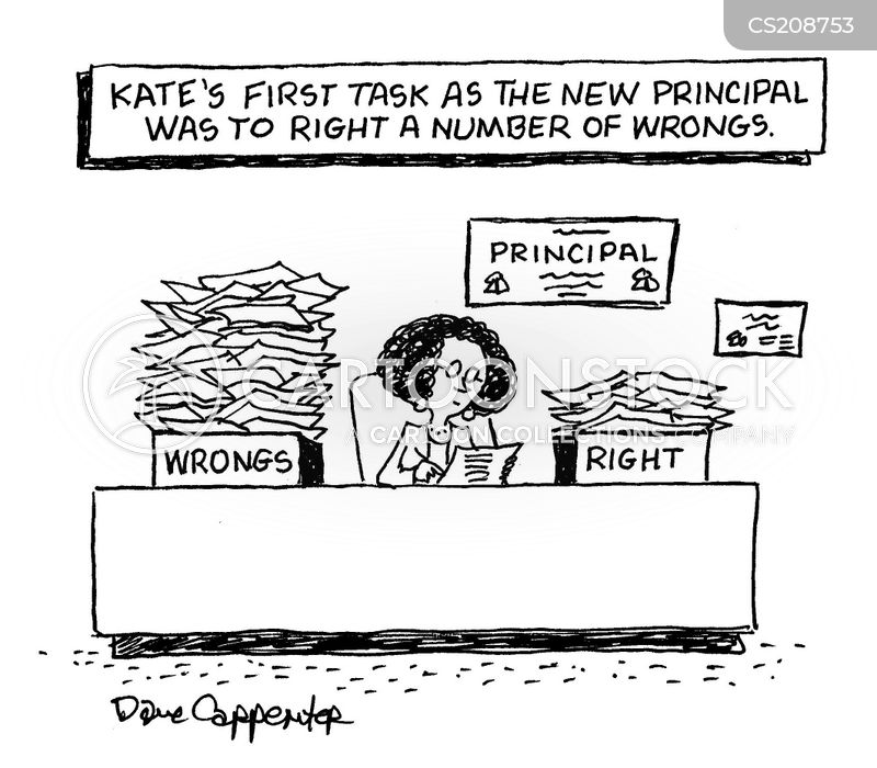 superintendent cartoon