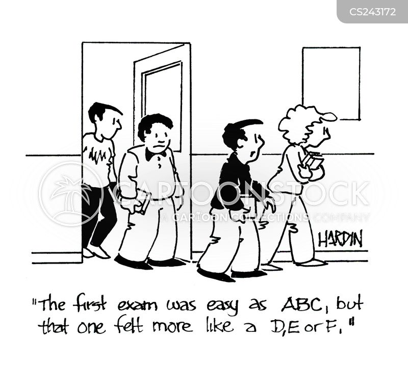 easy as abc cartoon