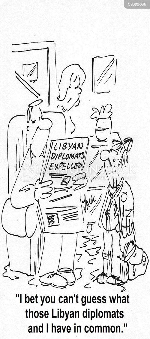 expulsions cartoon