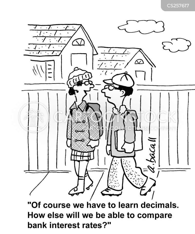 decimals cartoon