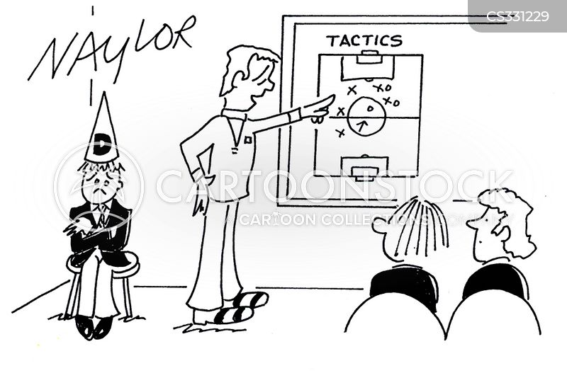 tactical cartoon