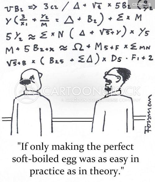 boiled eggs cartoon
