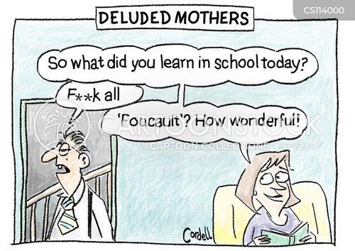 schoolboy cartoon