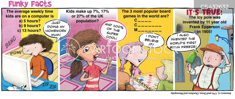 youth cultures cartoon