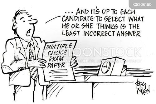 education standards cartoon