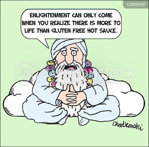 hot sauce cartoon