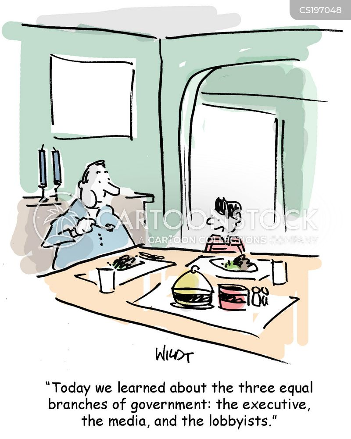 civics cartoon