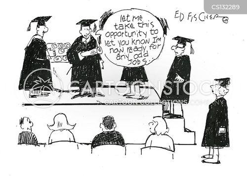 odd job cartoon