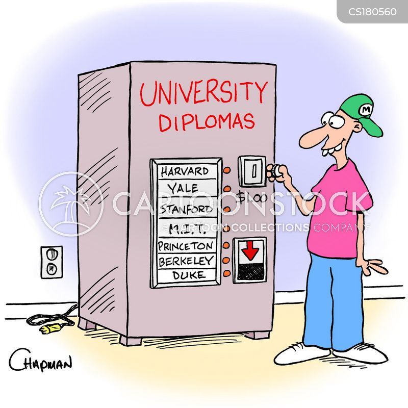 Diploma Cartoon 18 Of 228