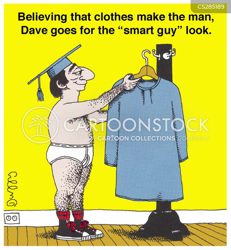 do clothes make the man essay Similarly, clothes also cannot make a robber behave like a teacher it is education that mostly shapes our behaviors however, the importance of clothes is undeniable formal clothes limit our behaviors to some extent and conversely.