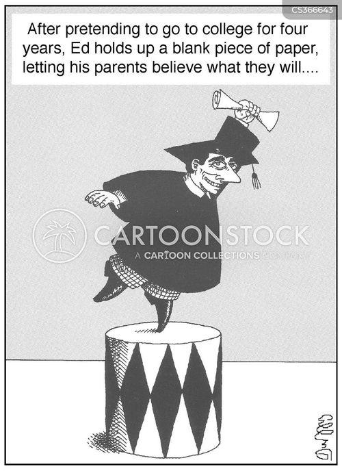 sheepskin cartoon