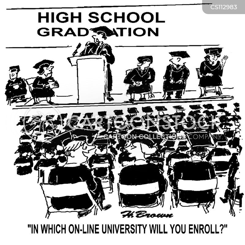 internet degrees cartoon