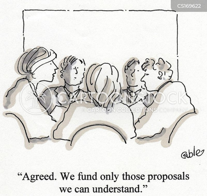 proposal review cartoon