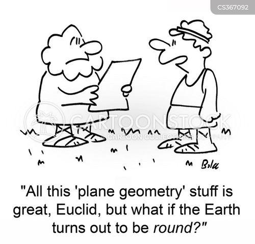 round cartoon