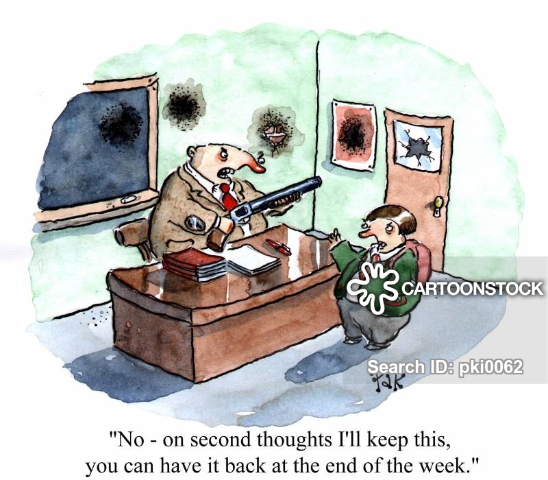 change of mind cartoon