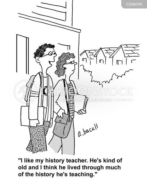 primary sources cartoon
