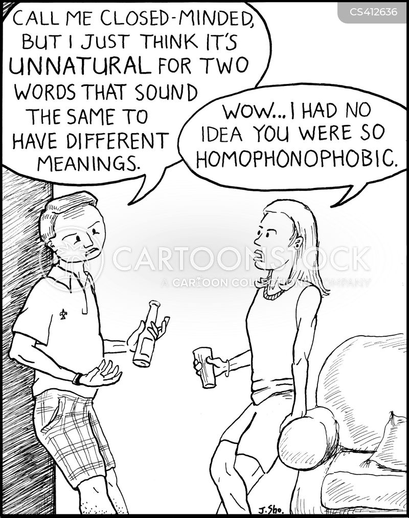 unnatural cartoon